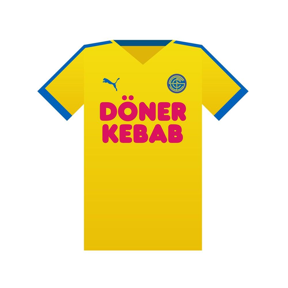 Image of SCFC Doner Kebab (A)