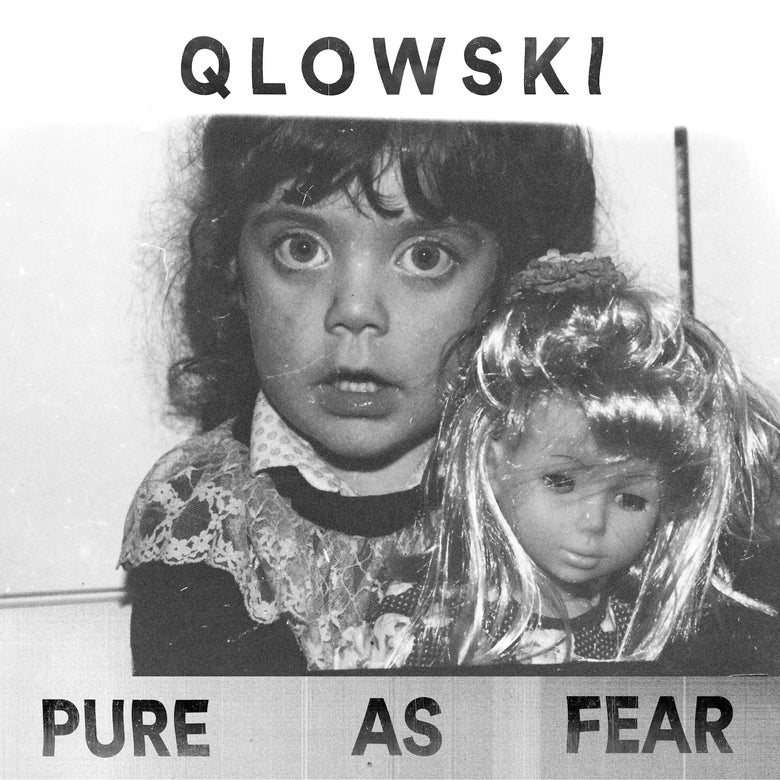 "Image of Qlowski - Pure As Fear 7"" (MDR027)"