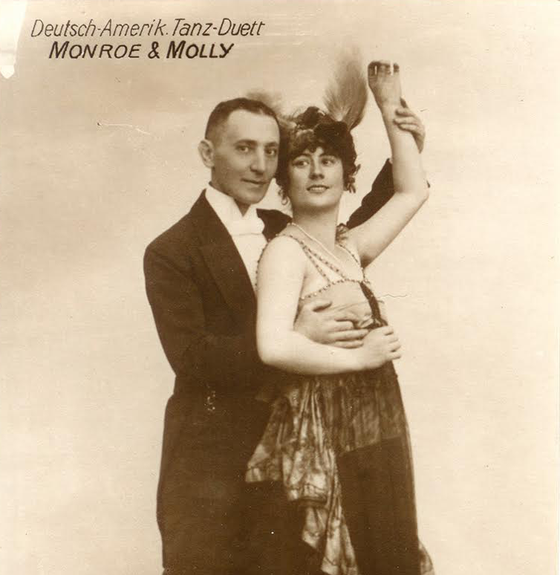 Image of Monroe & Molly CD pre-order