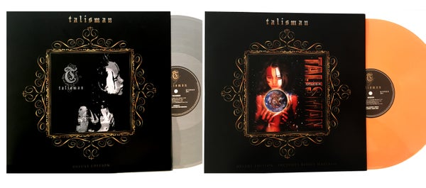 "Image of Talisman - ""2 album Vinyl Bundle"" - (First Album & Genesis)"