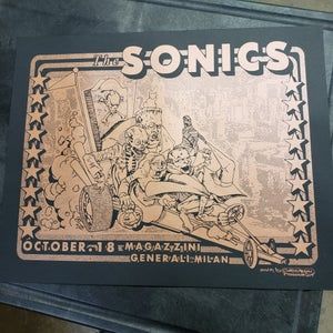 Image of The Sonics-Milan