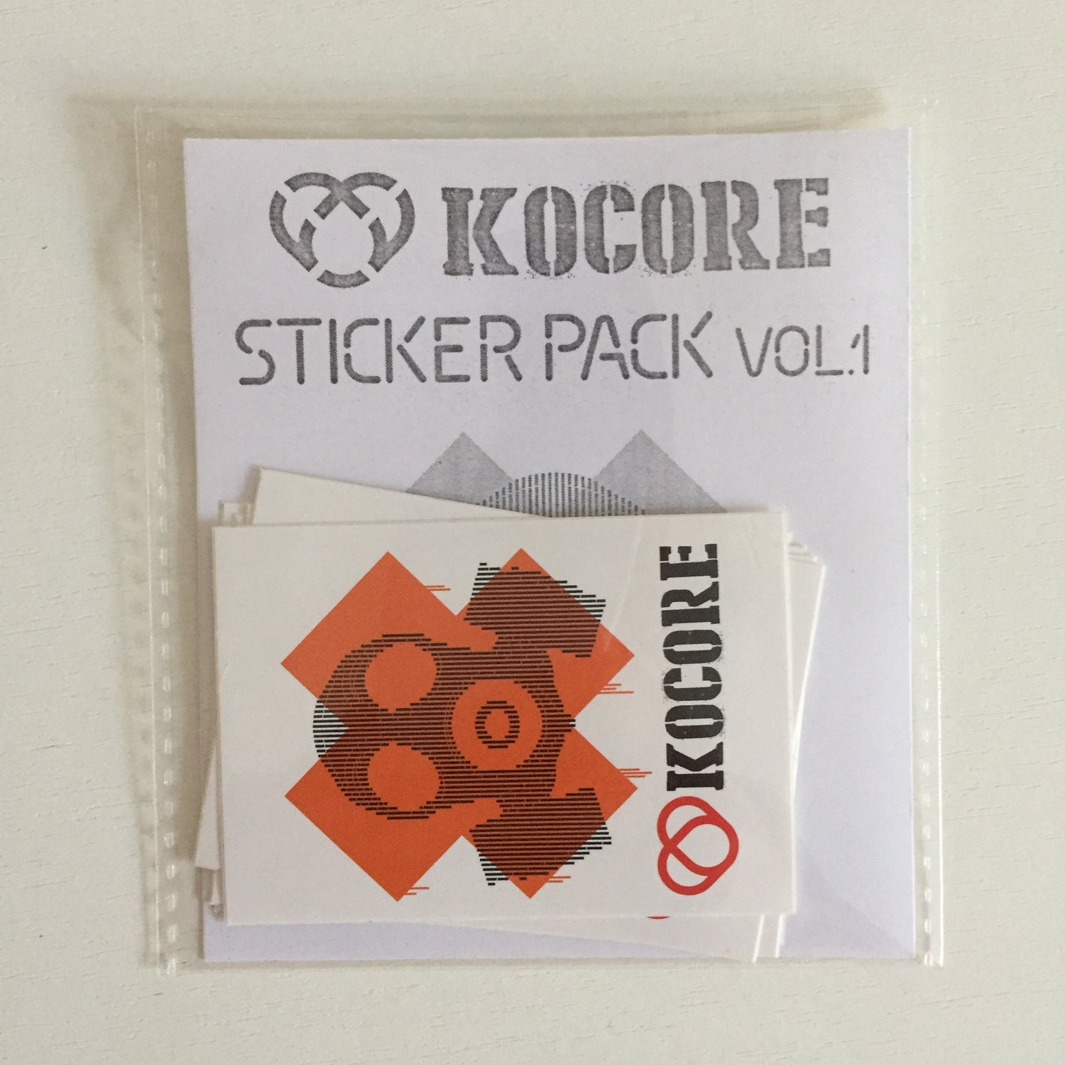 Image of Sticker Pack Vol.1