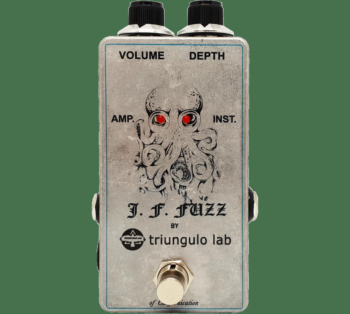 Image of JF Fuzz (Germanium Fuzzrite Reissue)