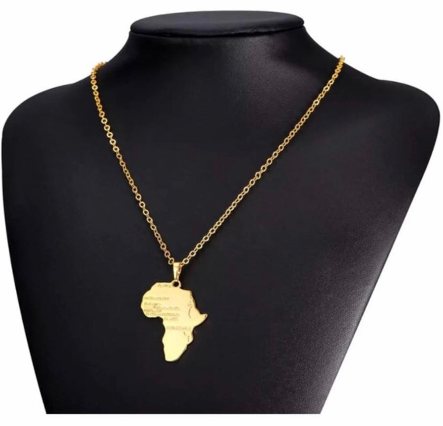 Image of MAMA AFRICA NECKLACE
