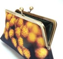 Image of Yellow pods purse