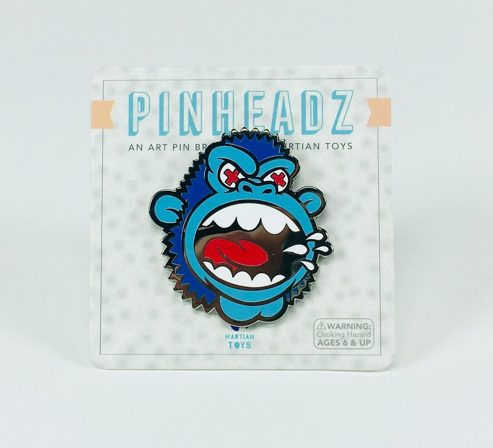 Image of MAD Ape Enamel Pins