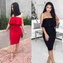 Coqueta Couture Dress