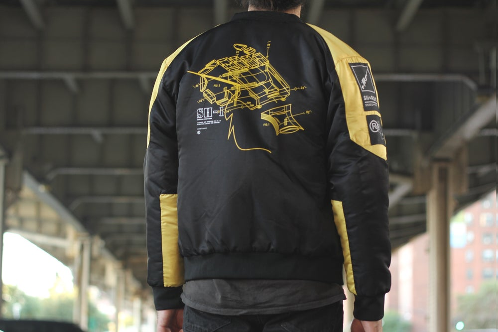 Image of Resurgence Collab Tactical Operations Bomber I
