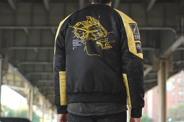 Image of Resurgence Collab Tactical Operations Bomber Preorder