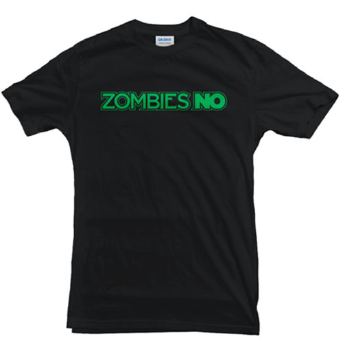 Image of ZN Classic Green Logo Black/Men