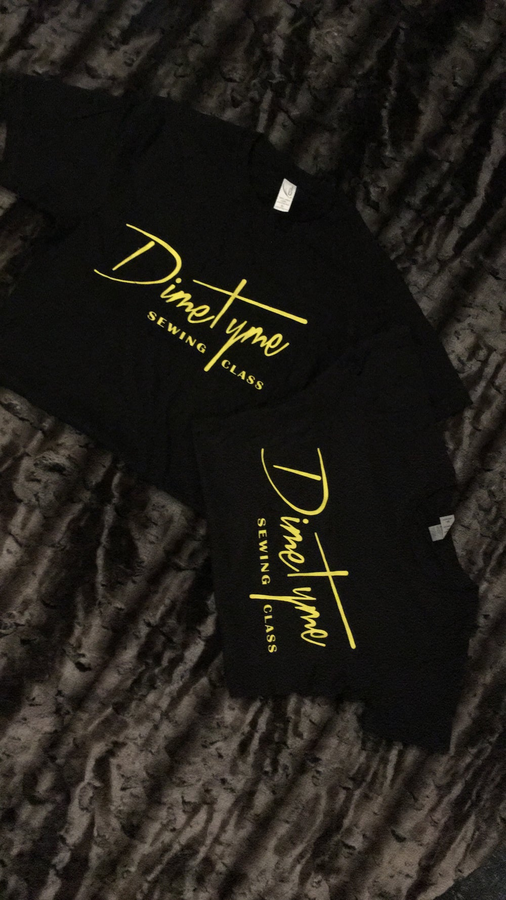 Image of DimeTyme Sewing Class Tee