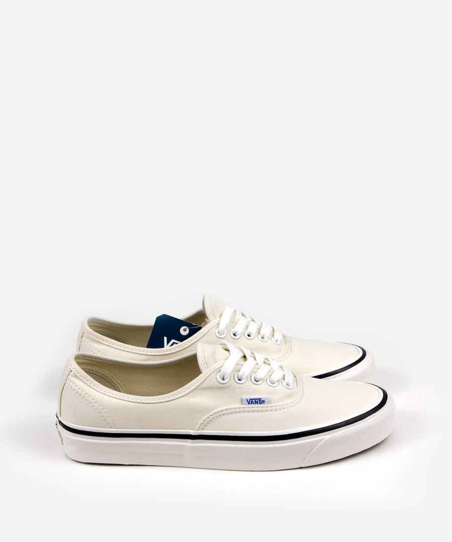 Image of VANS_AUTHENTIC 44 DX (ANAHEIM FACTORY) :::CLASSIC WHITE:::