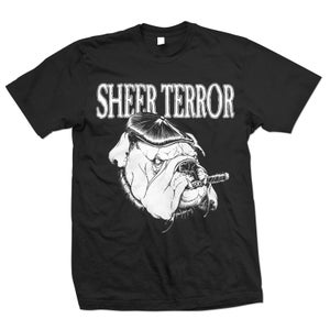 "Image of SHEER TERROR ""Bulldog Style"" T-Shirt"