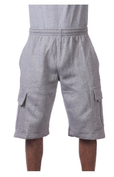 Image of Pro Club Fleece Cargo Shorts