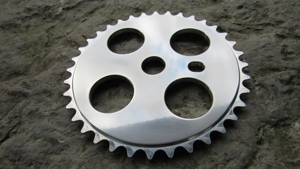Image of Tiger Tooth Sprocket