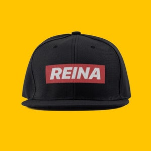 Image of REINA HAT (SNAPBACK)