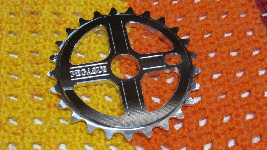 Image of Bubble Font Sprocket
