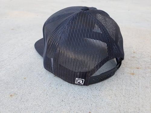 Image of Old School GSXR 'Slingshot' Trucker Hat - Red/Black
