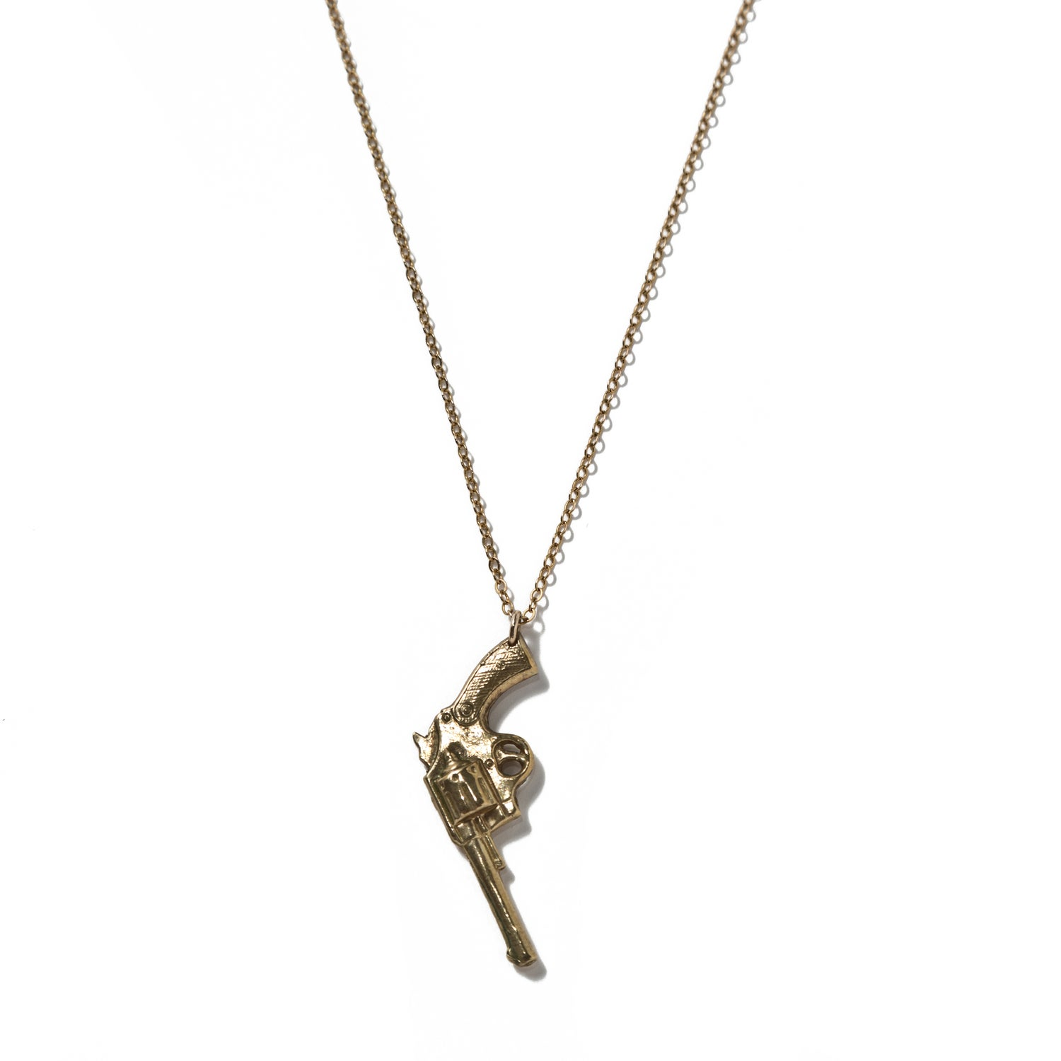 Image of Revolver Necklace