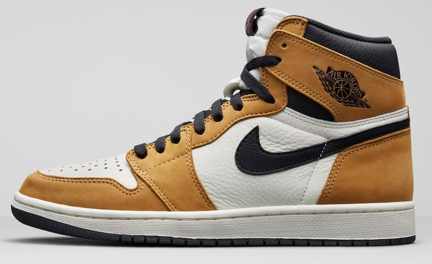 "low price b11f0 915de Image of Nike Air Jordan 1 Retro High OG ""Rookie Of The Year"" 555088"