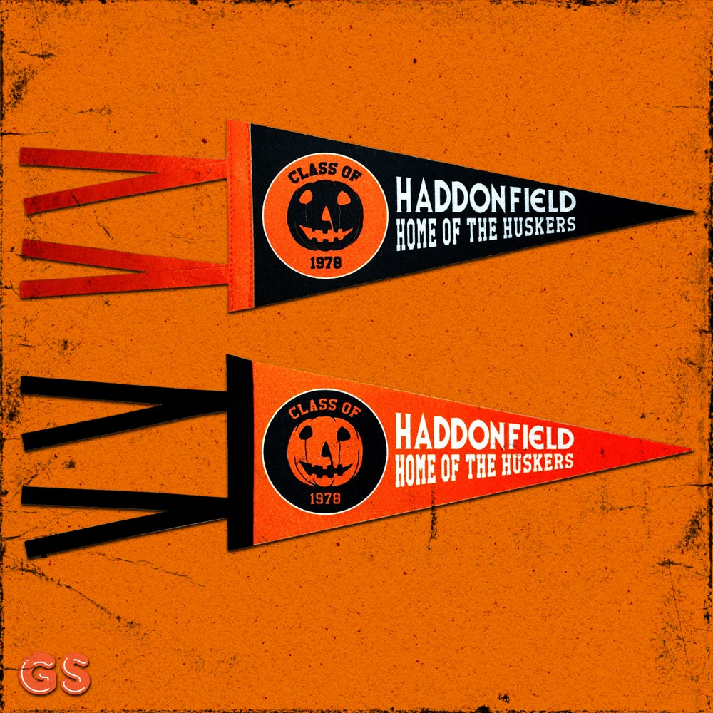 Image of Haddonfield Collection: Class of 1978 Felt Pennant