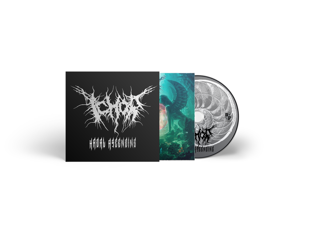 "Image of ICHOR - Digipack CD  ""HADAL ASCENDING"""