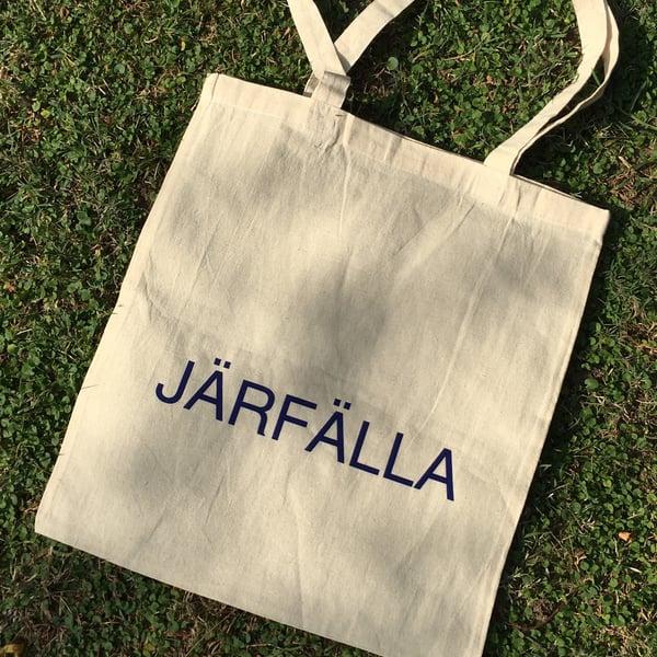 Image of Järfälla tote bag
