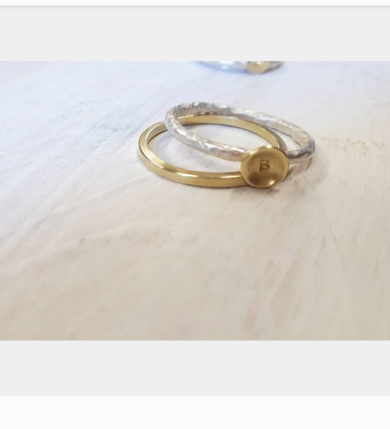 Image of Get festive ready and Make your own pair of earrings or set of Rings