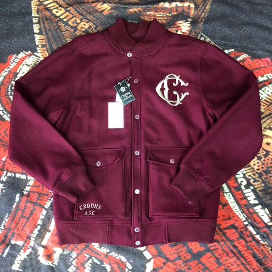 Image of Crooks and Castles Wool Jacket