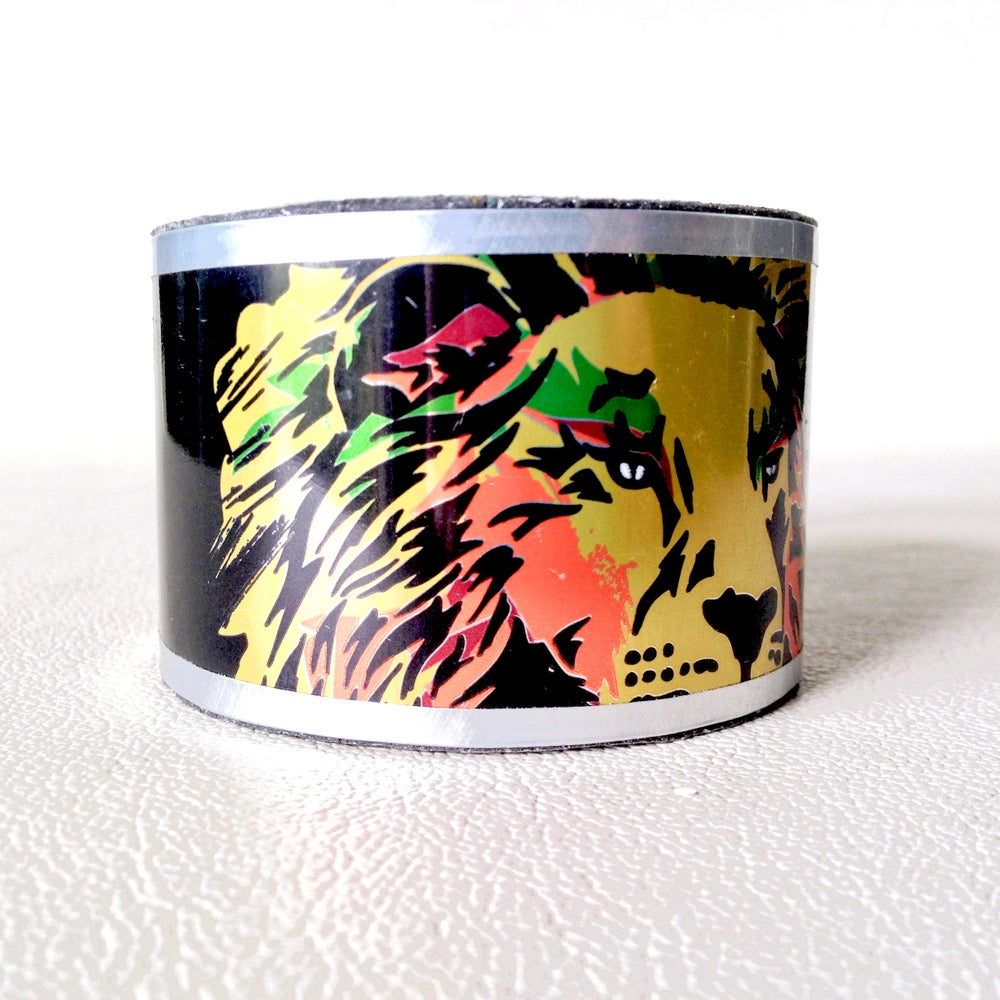 Image of Irie.01 - Silver Border