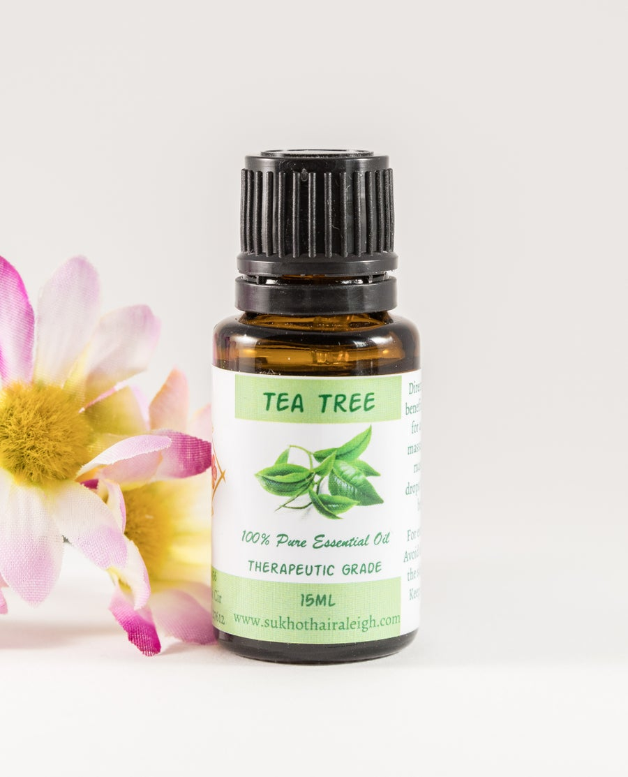 Image of Tea Tree Essential Oil
