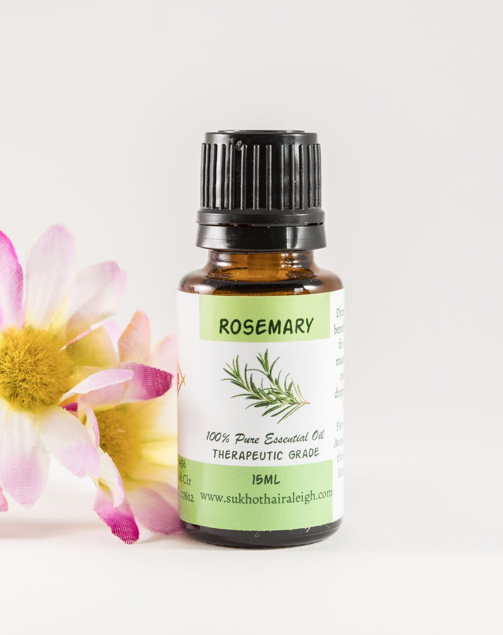 Image of Rosemary Essential Oil