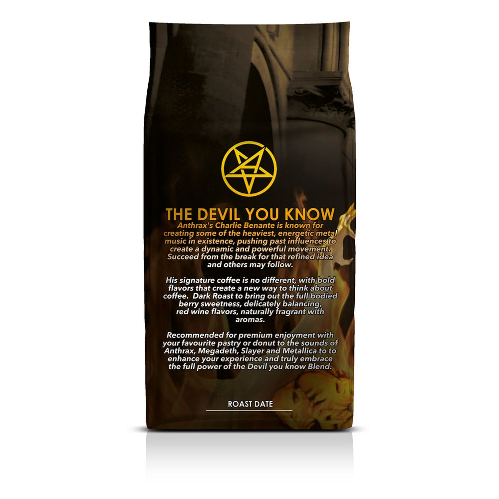 Image of Charlie Benante Blend - The Devil You Know