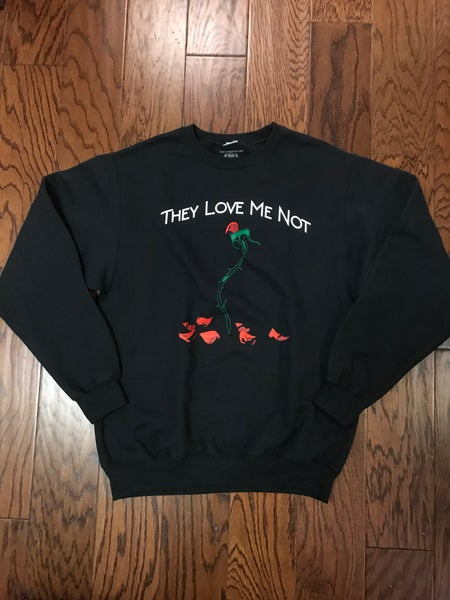 "Image of ""Love Me Not"" Crewneck"