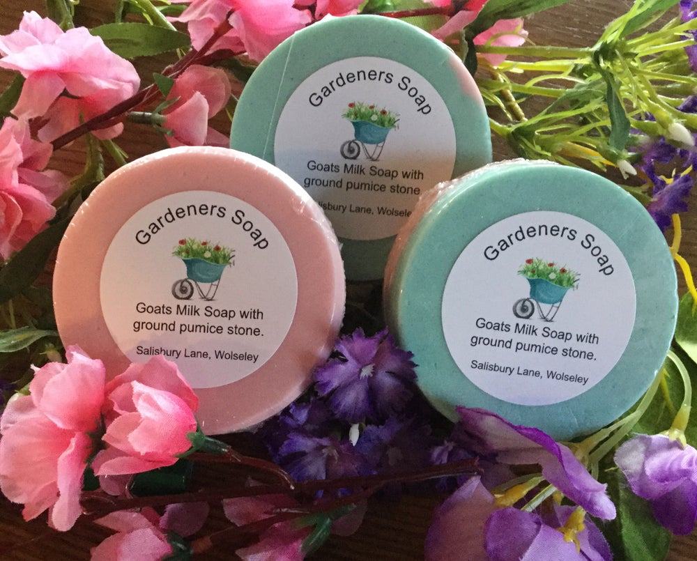 Image of Gardeners Soap