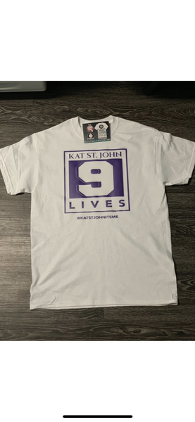 Image of 9 Lives  T-Shirt