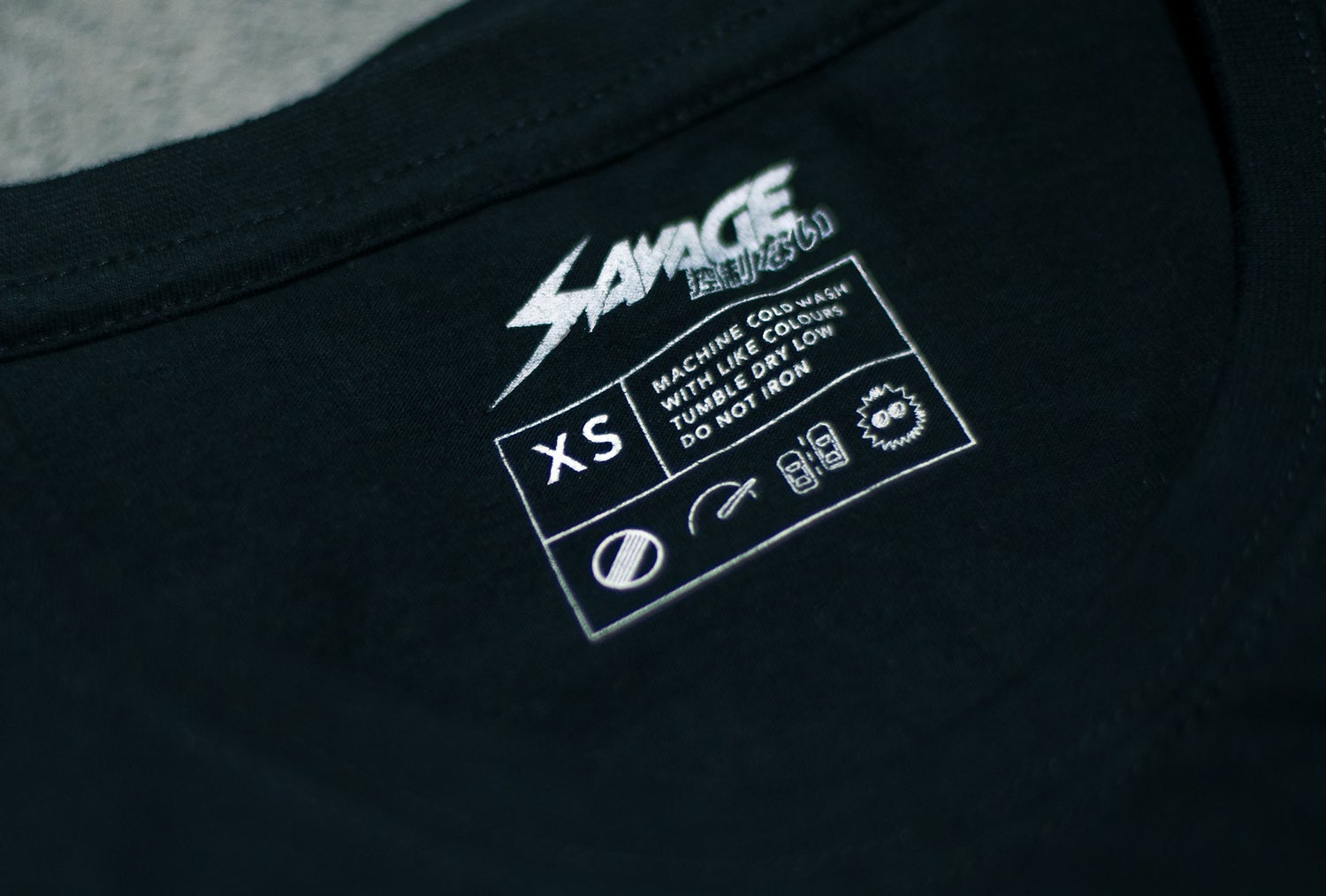 Image of SAVAGE TEE - The Sa Bi Jii