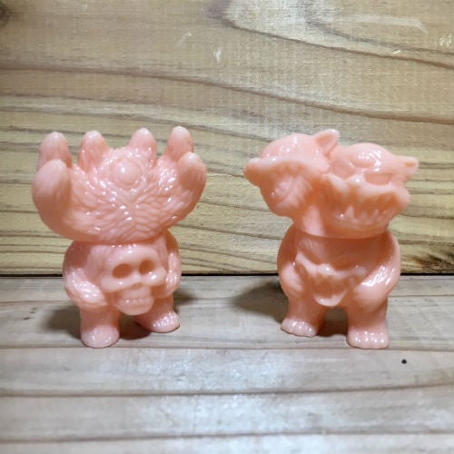 Image of Flesh Base Micro Nekomata and Kumon Set