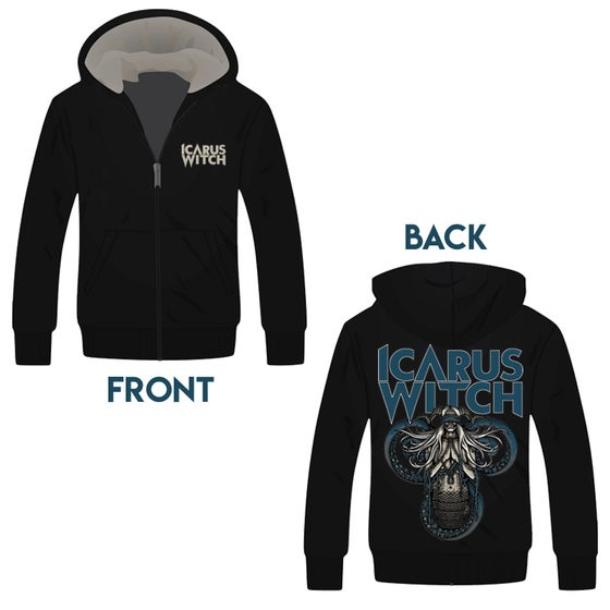 Image of Goodbye Cruel World Figurehead Hoodie