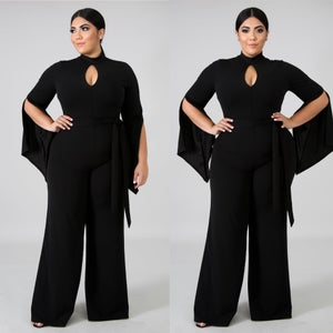 Image of 'Just In' Jumpsuit