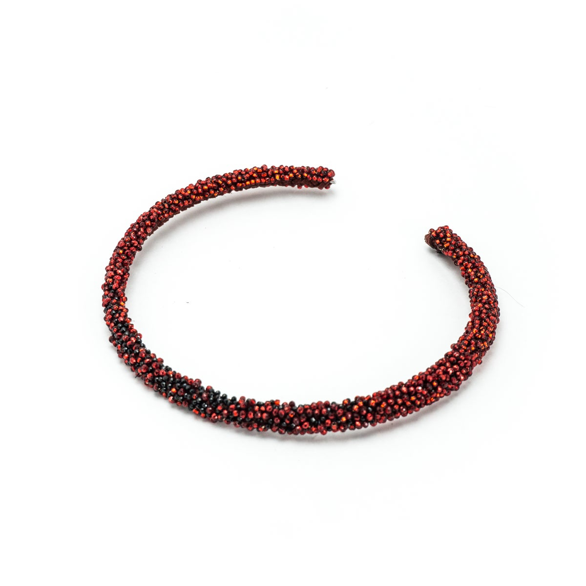 Image of Beaded Braided Choker