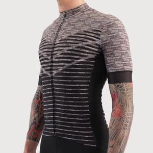 Men's Midnight Short Sleeve Jersey - mekong