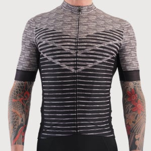 Men's Midnight Short Sleeve Jersey - mekong