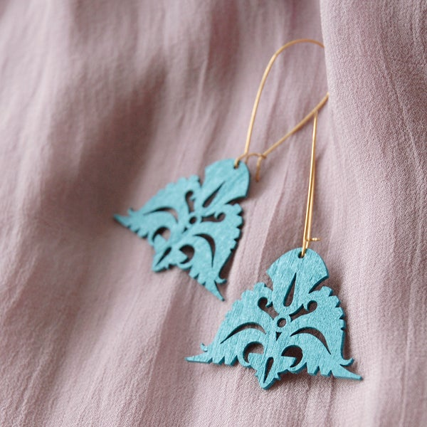 "Image of ""ILARA"" EARRINGS"