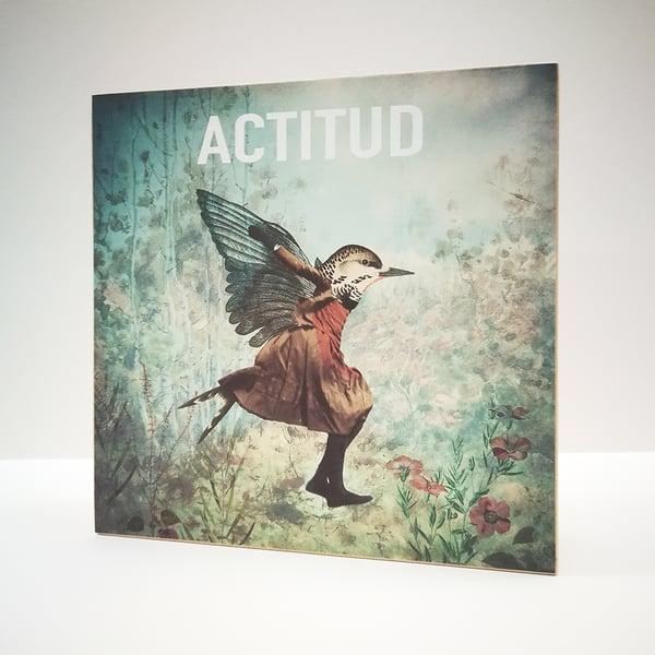 Image of Actitud