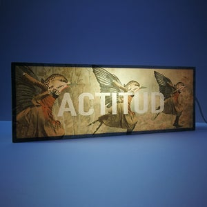 Image of Actitud rectangular