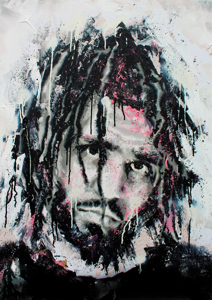 Image of J COLE (Limited Edition Print)