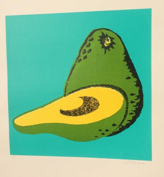 Image of Avo Print