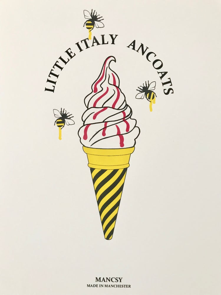 Image of Little Italy, Ancoats WITH SAUCE