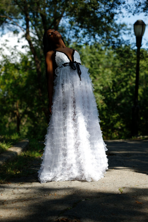 "Image of ""A Love Story"" The Dress"